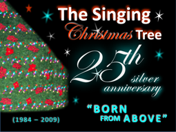 The Singing Christmas Tree (external link to The People's Cathedral)
