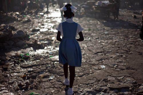 Haiti 10 Months Later