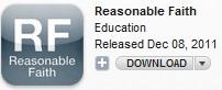 Reasonable Faith App
