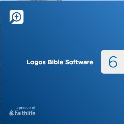 Logos Bible Software 6