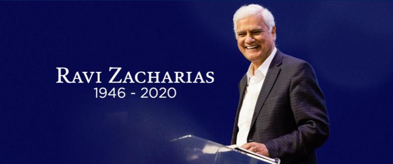 Ravi Zacharias (1946 - 2020)